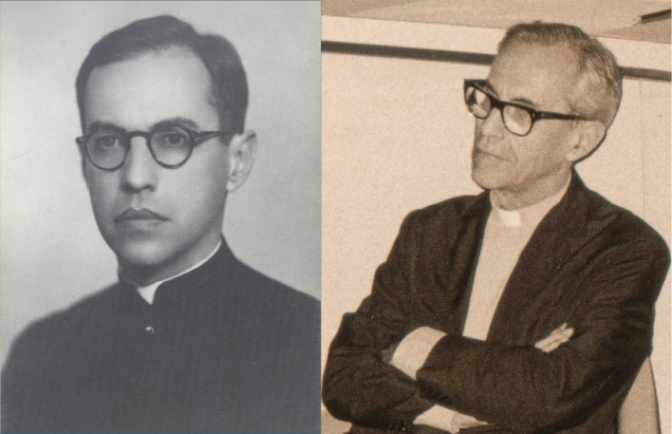 Reitor Padre Pedro Belisário Velloso Rebello S.J.