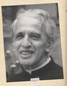 Pe. Augusto Magne S.J., c. 1950. Acervo do Colégio Santo Inácio.