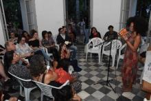Evento realizado no Solar Grandjean de Montigny. Fotógrafo Antônio Albuquerque.