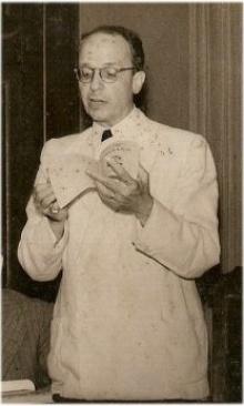 Alceu Amoroso Lima em 1938.