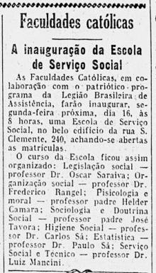 Jornal A Noite, 14/08/1943, p. 6.