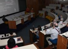 Evento realizado on auditório do RDC. Fotógrafo Antônio Albuquerque.