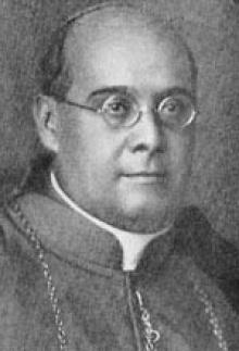O cardeal Leme