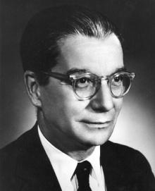 O educador Anísio Teixeira.