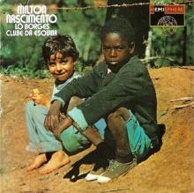 Capa do disco Clube da Esquina.