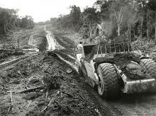 Construção da Transamazônica