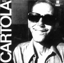 Capa do disco de Cartola.