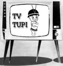 O indiozinho da vinheta da TV Tupi.