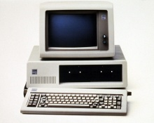 O microcomputador IBM PC