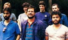 Rolf Fisher, Marcelo Maranhão, Carlos Henrique Levy, Marcelo Gattass, Camilo Freire, Hosaná Minervino, Paulo Roma.