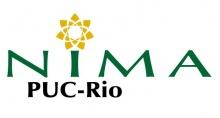 Logomarca atual do NIMA - Núcleo Interdisciplinar de Meio Ambiente.