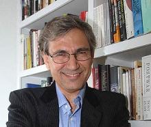 Orham Pamuk.