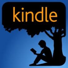 Logomarca do Kindle.