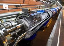 Acelerador de partículas, LHC.