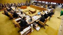 Plenário do STF. Fonte: Agência Brasil