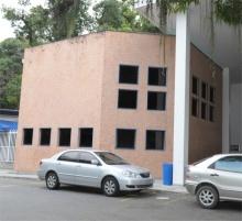Edifício Paulo Fiúza Bocater (IAG). Fotógrafo Antônio Albuquerque. Acervo do Núcleo de Memória.