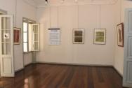 Sala de abertura da exposição. Fotógrafo Antônio Albuquerque.