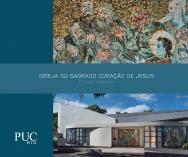 Capa do livro Igreja do Sagrado Coração de Jesus: Fé, Arte, Memória