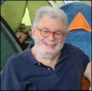 O Prof. Ricardo Benzaquen em 2017. Foto do Prof. Leonardo Affonso Miranda Pereira (HIS).