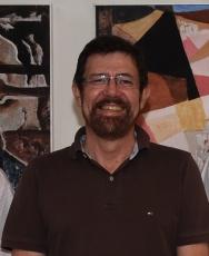 Prof. Luiz da Silva Mello. 2017. Fotógrafo Antônio Albuquerque.