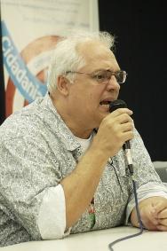 Prof. Audir Bastos Filho. 2009. Fotógrafa Isabela Campos. Acervo Comunicar.