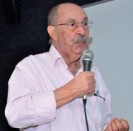 Prof. Miguel Pereira. 2017. Fotógrafa Fernanda Maia. Acervo Comunicar.