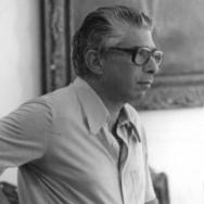 Prof. Alceu Gonçalves de Pinho Filho (FIS). 1980. Acervo Núcleo de Memória.