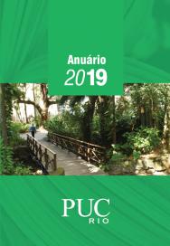 Capa da versão impressa do Anuário 2019