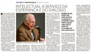 Obituário publicado no jornal O Globo, 10/09/2021