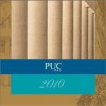 Capa da Agenda PUC-Rio 2010