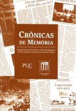 Capa do livro de crônicas.
