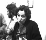 A economista Maria Conceição Tavares. Fotógrafo Antônio Albuquerque.