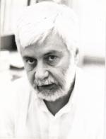 Prof. Edmar Bacha. 1992. Fotógrafa Anna Luiza Müller. Acervo Comunicar.