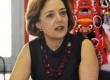 Professora Sílvia Becher. Fotógrafa Cynthia Salles. Acervo Projeto Comunicar.
